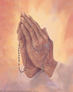 9293praying-hands-and-rosary-posters